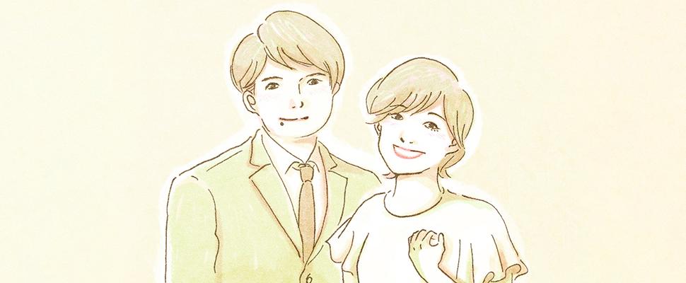 婚活期間を経て、今までの考えやこだわりも変化していき、出会いが広がりました。